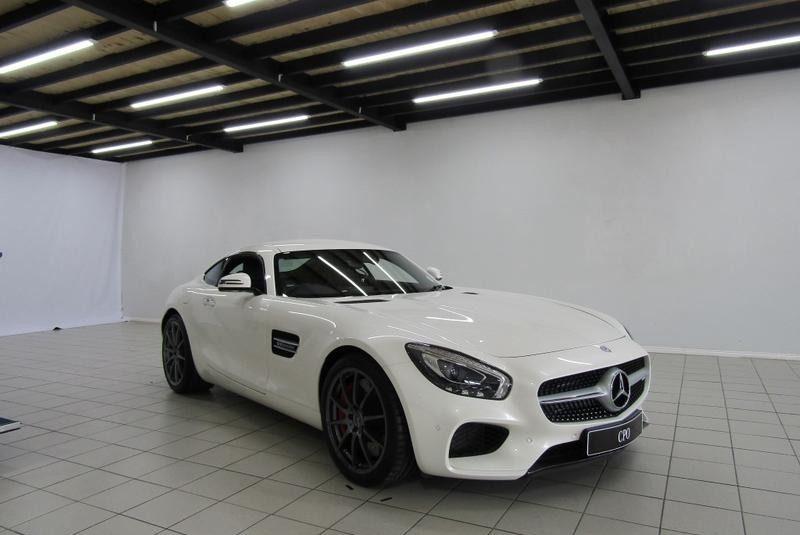 2017 Mercedes Benz Amg Gt Amg Gt S Speedshift Dct