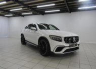 2018 Mercedes Benz Glc Coupe Mercedes-Amg Glc 63 S 4M 9G-Tronic