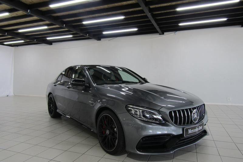 2020 Mercedes Benz C-Class Sedan Mercedes-Amg C 63 S Speedshift Mct