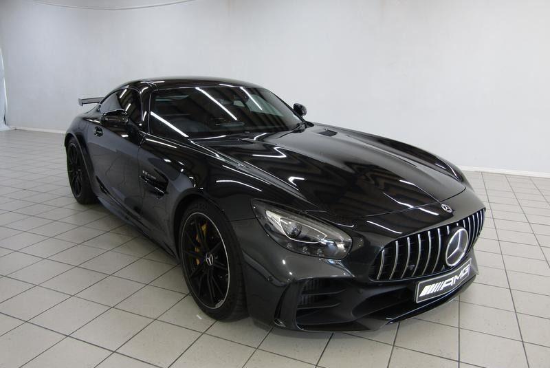 2019 Mercedes Benz Amg Gt R Speedshift Dct