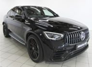 2020 Mercedes Benz Glc Coupe Mercedes-Amg Glc 63 S 4M 9G-Tronic