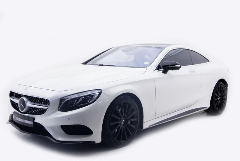 2015 Mercedes Benz S-Class Coupe S 500 9G-Tronic Plus