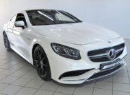 2020 Mercedes Benz S-Class Coupe Mercedes-Amg S 63 9G-Tronic