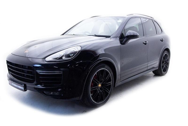 2017 Porsche Cayenne 3.6 Gts Tiptronic S