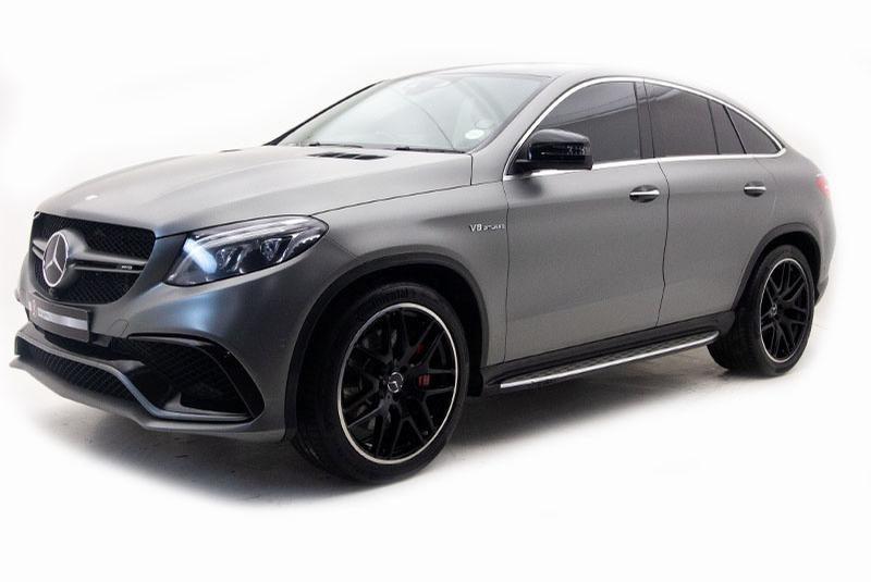 2015 Mercedes Benz Gle Coupe Mercedes-Amg Gle 63 S Speedshift Pl