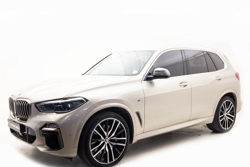 2019 BMW X5 My18 M50d Sport Steptronic
